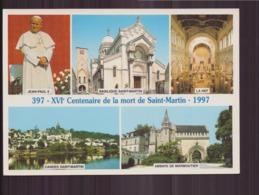 XVI CENTENAIRE DE LA MORT DE SAINT MARTIN JEAN PAUL II - Santi