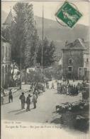 Lozere : Ispagnac, Un Jour De Foire... - Other Municipalities