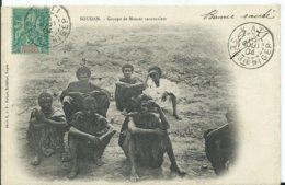 MALI - SOUDAN - Groupe De Maures Caravaniers - Mali