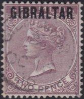 Gibraltar     .    SG     .    3  (2 Scans)     .     O     .  Gebruikt    .     /    .    Cancelled - Gibilterra