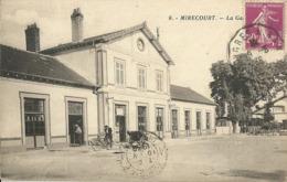 Mirecourt La Gare - Mirecourt