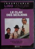 LINO VENTURA - Le Clan Des Siciliens - Jean Gabin - Alain Delon . - Action, Aventure