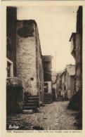 Lozere : Ispagnac, Une Vieill Rue, Fortifiée Avant La Révolution... - France