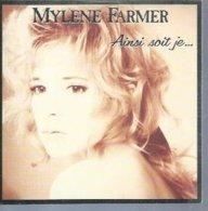 "CD  MYLENE FARMER  "" AINSI SOIT-JE "" Maxi Remix + Lamentations + Classic Bonus Beat - 3 TITRES - Musique & Instruments"