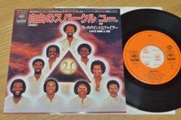 Earth Wind & Fire 45t Vinyle Sparkle Japon - Soul - R&B