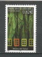 ANDORRE 2006 N° 624 NEUFS** - Unused Stamps