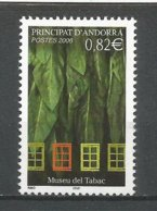 ANDORRE 2006 N° 624 NEUFS** - French Andorra