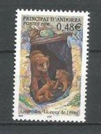 ANDORRE 2006 N° 626 NEUFS** - French Andorra