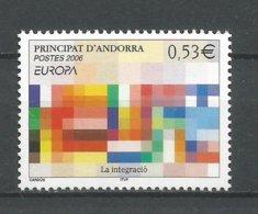 ANDORRE 2006 N° 627 NEUFS** - Unused Stamps