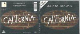 "CD  MYLENE FARMER  "" CALIFORNIA  "" Maxi CD Digipack - Musik & Instrumente"