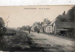 CHATEAUBOURG AVENUE DU MOULIN - France