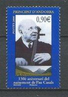 ANDORRE 2006 N° 629 NEUFS** - Unused Stamps