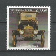 ANDORRE 2006 N° 630 NEUFS** - Unused Stamps