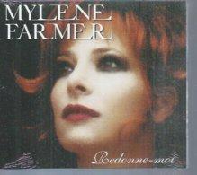 """CD  MYLENE FARMER  """" REDONNE-MOI  """" Maxi CD Digipack - Musik & Instrumente"""