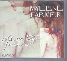 """CD  MYLENE FARMER  """" C'EST UNE BELLE JOURNEE  """" Maxi CD Digipack - Musik & Instrumente"""