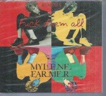 """CD  MYLENE FARMER  """" FUCK THEM ALL  """" Maxi CD Digipack - Musik & Instrumente"""
