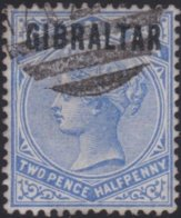 Gibraltar     .    SG     .   4a  With Certificate  (3 Scans)   .     O     .  Gebruikt    .     /    .    Cancelled - Gibraltar