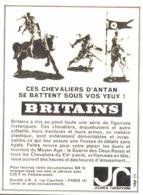 "PUB FIGURINES  "" BRITAINS ""  1964 ( 4 ) - Figurines"