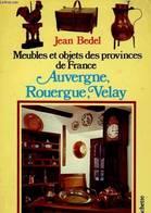 Auvergne - Rouergue - Velay De Jean Bedel () - Libros, Revistas, Cómics