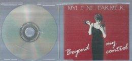 """CD  MYLENE FARMER  """" BEYOND MY CONTROLL  """" Maxi CD Boitier - Musik & Instrumente"""