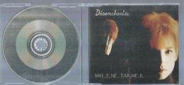 """CD  MYLENE FARMER  """" DESENCHANTEE  """" Maxi CD Boitier - Musik & Instrumente"""