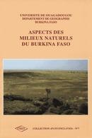 Aspects Des Milieux Naturels Du Burkina-Faso De Collectif (1993) - Books, Magazines, Comics