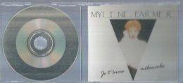 "CD  MYLENE FARMER  "" JE T'AIME MELANCOLIE  "" Maxi CD Boitier - Musik & Instrumente"