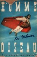 HOMME OISEAU PAR LEO VALENTIN PARACHUTISTE SAUT PARA PARACHUTISME - Parachutting