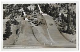 Station Olympique De Partenkirchen  - époque Du NSDAP - Olympische Spiele