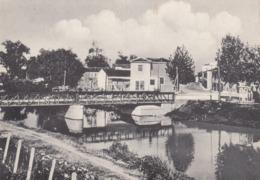 MIGLIARO-FERRARAPONTE SUL VOLANO-CARTOLINA NON VIAGGIATA ANNO 1950-1955 - Ferrara