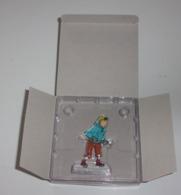 Les Archives Tintin - Figurine Plate Tintin Au Tibet - Tintin