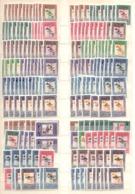 Jordanie Belle Collection Neufs **/* 1952/1965. Séries Complètes. TB. A Saisir! - Jordanien