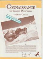 Vieux  Papier  :  Poulain  Chocolat   Image  Album  : Découverte  Par Michel Chevalet - Chocolat