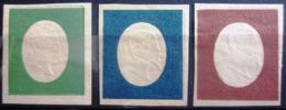 SARDAIGNE                N° 7a/9a      Impression à Sec              NEUF SANS GOMME        Cote YT : 1750 € - Sardaigne