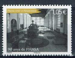 Andorra (French Adm.), FHASA, Electricity, 2019, MNH VF  831 - Nuevos