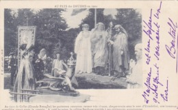 Cpa-div-dolmen-au Pays Des Druides-edi E.H. - Dolmen & Menhirs
