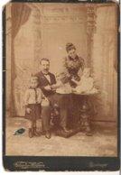 Photo De Famille - Personnes Identifiées
