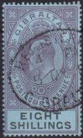 Gibraltar     .    SG     .    54  (2 Scans)        .     O     .  Gebruikt    .     /    .    Cancelled - Gibraltar