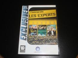 PC -DVD-ROM - L'INTEGRALE LES EXPERTS - PC-Games