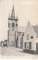 Chièvres -  L' Eglise Notre-Dame - état Voir Scan - Chièvres