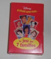 Il Était Une Fois : Le Jeu Des 7 Familles - Disney - Jeux De Société
