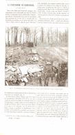 """CHEMINS DE FER  De BRUXELLES à NAMUR  """" LA CATASTROPHE DE GROENENDAEL En BELGIQUE """"   1889 (1) - Cultural"""