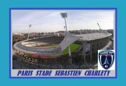 CP. STADE . PARIS  *75* FRANCE STADE  SEBASTIEN CHARLETY # S. 011 - Oorlog 1939-45