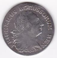 Nb_ Preussen - 1/2 Thaler - 1764 (98) - Taler Et Doppeltaler