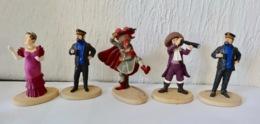 LOT FIGURINES TINTIN - Figurines