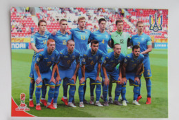 Ukraine Team. World Cup 2019 U-20 Champion Modern PC - Fútbol