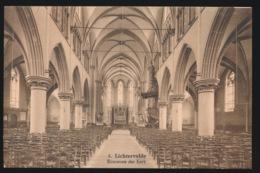 LICHTERVELDE   BINNENSTE DER KERK - Lichtervelde