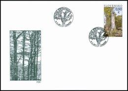 FDC 497 Slovakia EUROPA Forests - Poloniny National Park 2011 - 2011