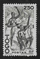 TOGO 1947 YT 244** - MNH - Togo (1914-1960)
