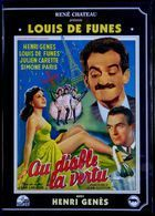 Au Diable La Vertu - Louis De Funès - Henri Genès - Julien Carette - Komedie